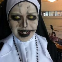 Halloween Favorite Valak from Conjuring 2