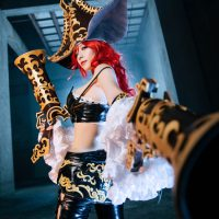 Beauty and Danger: Miss Fortune