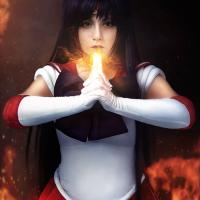 Bishōjo Senshi Sērā Mūn's Sailor Mars