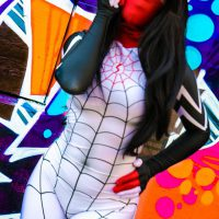 Megaship Cosplay Photography's Silk Photoshoot