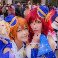 Japan Winter Comiket Cosplay Day 2