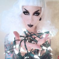 Share The Naughty Embrace Of Christmas With RazorCandi