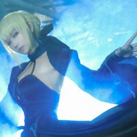 Ardent Saber Cosplay by Cheryl