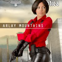 Devorah channels her inner spy as Ada Wong