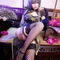 Captivating Oriental Vocaloid Cosplay By Ely