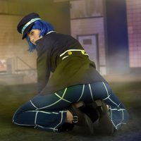 Layla's perfect personification: Naoto Shirogane