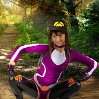 Adventure And Sexiness With Flirty Pokemon Trainer Stacy