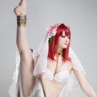 Flexibly Astounding Morgiana Cosplay