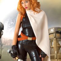 Become One With Devorah's Cosplay Hotness