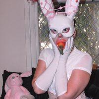 Lua the Sexy Bunny