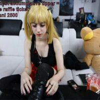 LanaRain's Deadly Sensuality In Misa Amane Cosplay