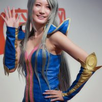 More Tokyo Game Show Expo Cosplay