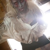 Zombie Jessie Lee Will Give You Life
