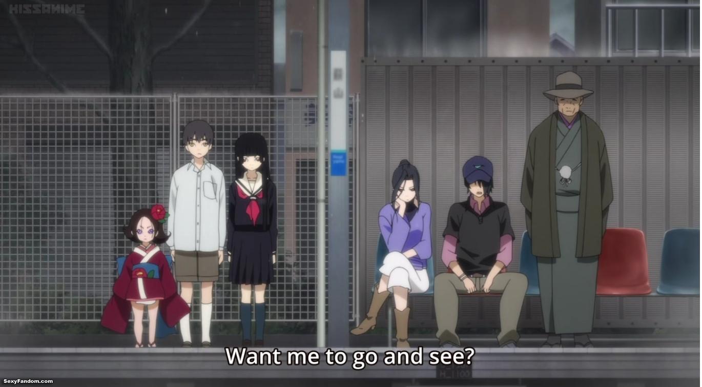 Jigoku Shoujo Season 4 Episode 1 Recap: Can't be seen, can't be heard