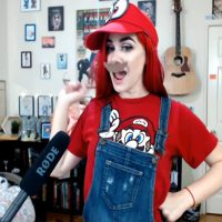 Join Ruby0nRails In Her Sexy Cosplay Odyssey
