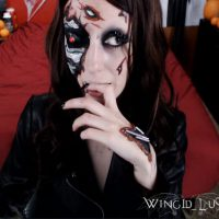 Terminatrix WingID_Lust's Mission Is To Ensure Your Arousal