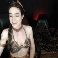 TheLadyAdore's Leia Costume Is As Hot As You Imagined It