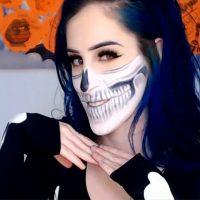 Spooky Skullgirl Kati3Kat