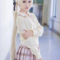 Shize's Sora Kasugano Cosplay