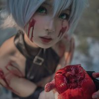 Bloody Beautiful Jack The Ripper Cosplay