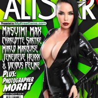 AltStar Magazine 5 – Masuimi Max, Doom Whiskey, and Hexxx