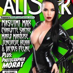 AltStar Magazine 5 – Masuimi Max, Doom Whiskey, and Hexxx