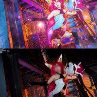 Star Guardian Jinx Cosplayer Reveals All To Fans
