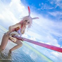 Yae Sakura Cosplay Makes A Lot Of Impact
