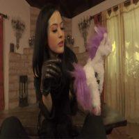 A Magic VR Ride With Hot Sorceress Katrina Jade