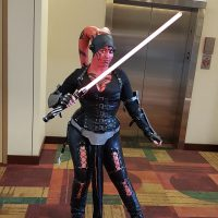 GenCon 2018: Day two—Vampires, Cthulhu, Cosplay Deviants, and Son of Worg!