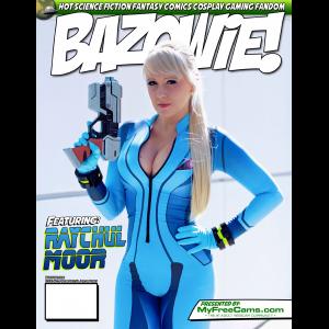 Bazowie 02 Raychul Moore Magazine Cover