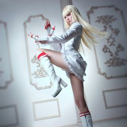Spirited Lili Rochefort Cosplay