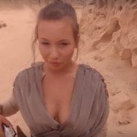 Taylor Sands, Hot In The Dessert of Jakku