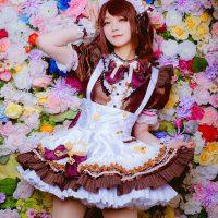 Confidently Lovely Shimamua Uzuki Cosplay