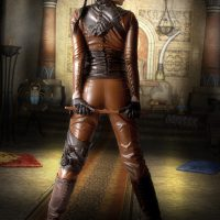 Devorah Is The Mord-Sith Warrior I Would Like To Meet