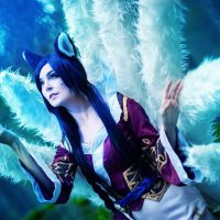 Ahri Cosplay by White Spring Cosplay