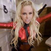 Jessa Rhodes is the Merc With a Mouth