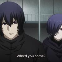Tokyo Ghoul re: Season 2: White Darkness, Volt