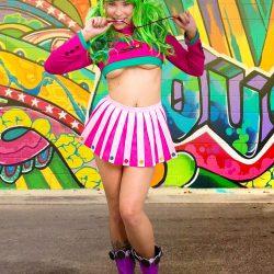 Zoey Cosplay's Fortnite's Zoey