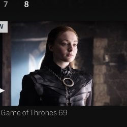 Game of Thrones – S8E2 69, Dude