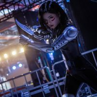 Alita Battle Angel Is Ready For Action