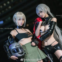 Arturia Alter and Jeanne d'Arc Duo Cosplay