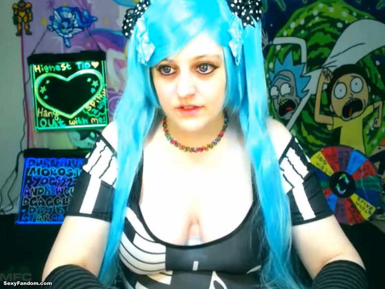BabyZelda Is The First Sound Of The Future: Hatsune Miku