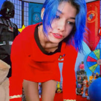 Agostinha_Red Is A Starfleet Member Ready For Action