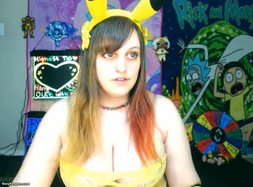 BabyZelda's Pikachu Is The One To Catch