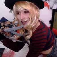 Cat_Berry Is The Newest Slasher On Elm Street