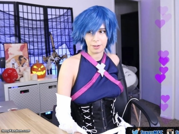 Senrii's Master Aqua Is Ready For Battle