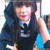 Molly_Petite Is A Nun That Looks To Sin