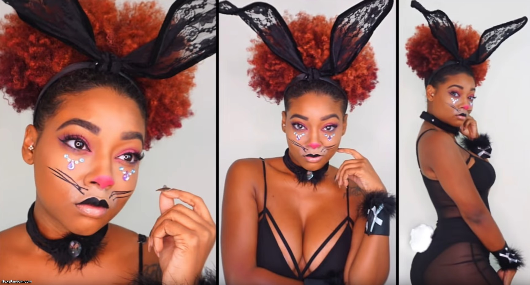 Hop Into A Cute And Sexy Bunny Halloween Look