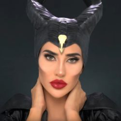 BrittanyBear Will Have You Looking Maleficent In This Tutorial